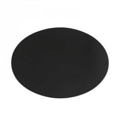 Gummi dÆkkeserviet (oval)