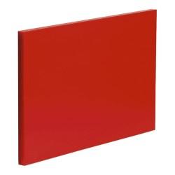 H. W. Larsen skærebræt - Ottensteiner Kunststoff - Rød