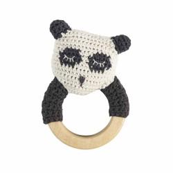 HÆklet rangle (panda)
