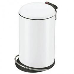 Hailo pedalspand - TOPdesign M - Hvid