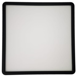 Halo Design loftlampe - Ultra square - Sort