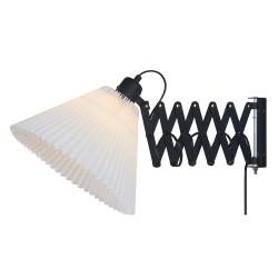 Halo Design væglampe - Medina X - Sort/hvid