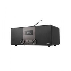 Hama DAB+ FM BT Digital Radio DR1510 Sort