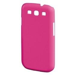 HAMA Mobil Cover Samsung S4 Rosa Silikone