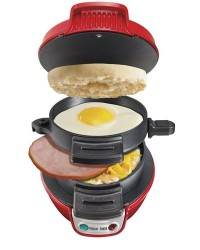 Hamilton Beach sandwich maker 25476-SC