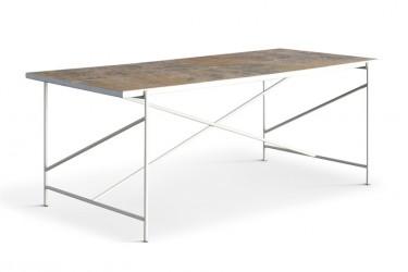 HANDVÄRK - Spisebord 185x94 - Colombe d'Or Marble