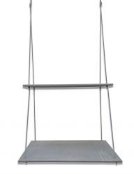 Hang Desk - Grå