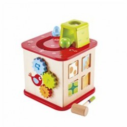 Hape aktivitetskasse - Friendship Activity Cube