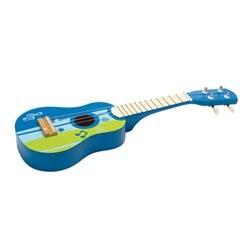 Hape guitar blå