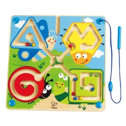Hape labyrint - Best Bugs Magnetic Maze