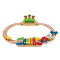 Hape togbane - My Little Railway Set