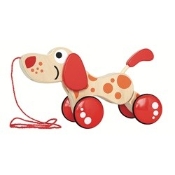 Hape walk-a-long hundehvalp