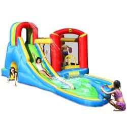 Happy Hop hoppeborg - Splash wave fun zone