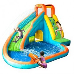 HappyHop hoppeborg - Climb & Splash