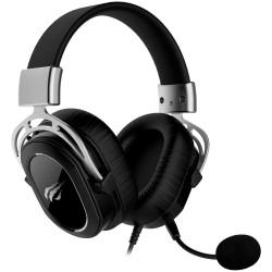 Havit headset - 7.1 - Sort/sølv