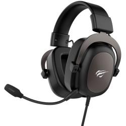 Havit headset - HV-H2002U - 7.1 - Sort/gunmetal