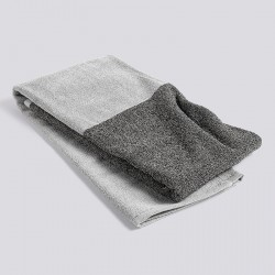 Hay Compose Bath Towel Grey