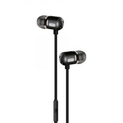 Headset In-Ear Sort Metallic