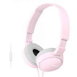 Headset MDR-ZX110AP Rosa