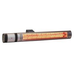 Heat1 terrassevarmer - Vægmodel 212-321 - Titanium grå