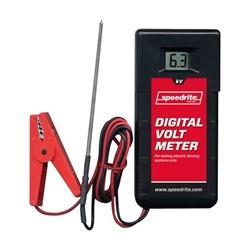 Hegnstester - digitalt Voltmeter fra Speedrite