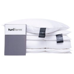 Helårsdyne og hovedpude inkl. sengetøj - Turiform