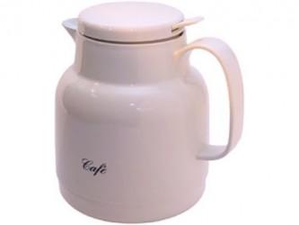 Helios Termokande Kaffe hvid