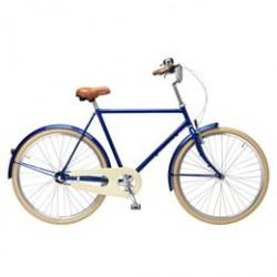 Herrecykel 3 gear Urban Chic af Velorbis - Blå