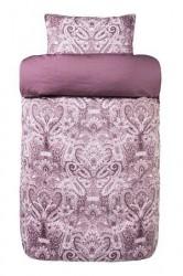 Høie Edvarda sengesæt 210x150cm - Lilla