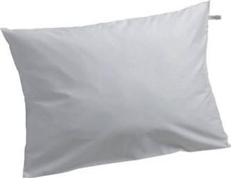 Høie Satin pudebetræk 70x100cm - Hvid