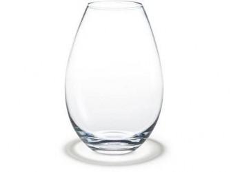 Holmegaard Cocoon Vase Klar 17 cm