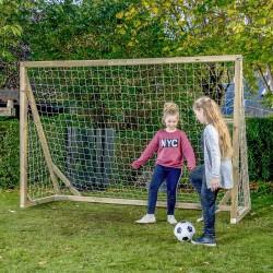 Homegoal fodboldmål - Classic XL - Natur