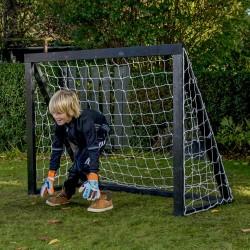 Homegoal fodboldmål - Pro Mini - Sort