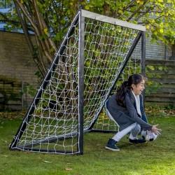 Homegoal fodboldmål - Pro Senior - Sort