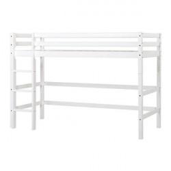 HoppeKids BASIC Mellemhøj seng - 90x200 cm
