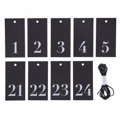 House Doctor Numbers Kort