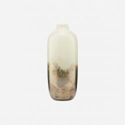 House Doctor - Vase, Earth, Beige/Metallic, H19,3 cm