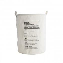 House Doctor vasketøjspose - Wash instructions