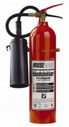 Housegard Brandsläckare Kolsyra 5 kg
