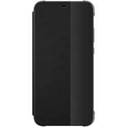 Huawei P20 Lite flip cover - black