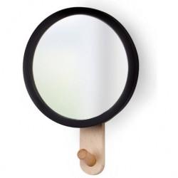 Hub spejl knage