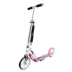 Hudora Big Wheel Rx-Pro 205 - hvid/pink