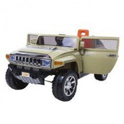 Hummer elbil - HX - Grøn
