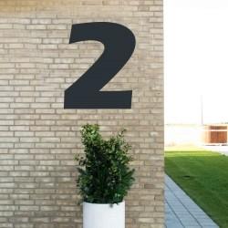 Husnummer 2 - 80 cm