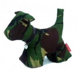 Hvalp dØrstopper (camouflage)