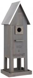 Ib laursen fuglehus bed & breakfast hØj model