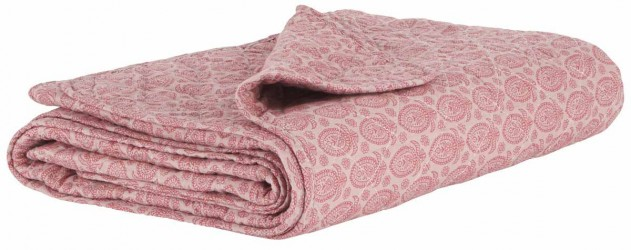 Ib laursen quilt berry indian paisley