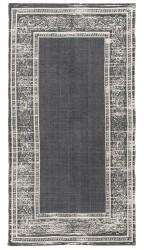 Ib Laursen - Tæppe - Mørkegrå - 140x70