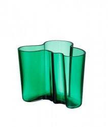 iittala Aalto vase 120mm emerald