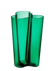 iittala Aalto vase 251mm emerald